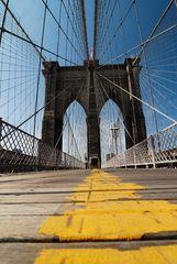 il ponte dal basso