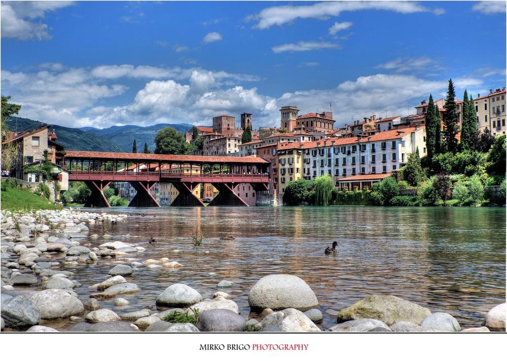 Il Ponte degli Alpini ( Bassano del Grappa )