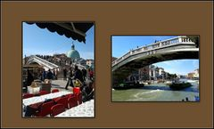 il ponte degli Scalzi.....
