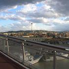 Il Ponte del mare a Pescara