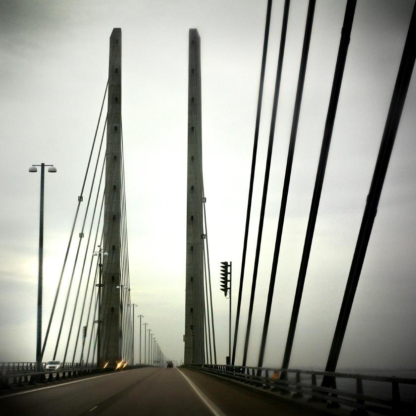 Il ponte di Malmo - Svezia 2009