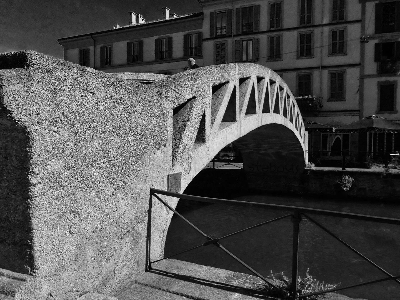 il ponte di via corsico