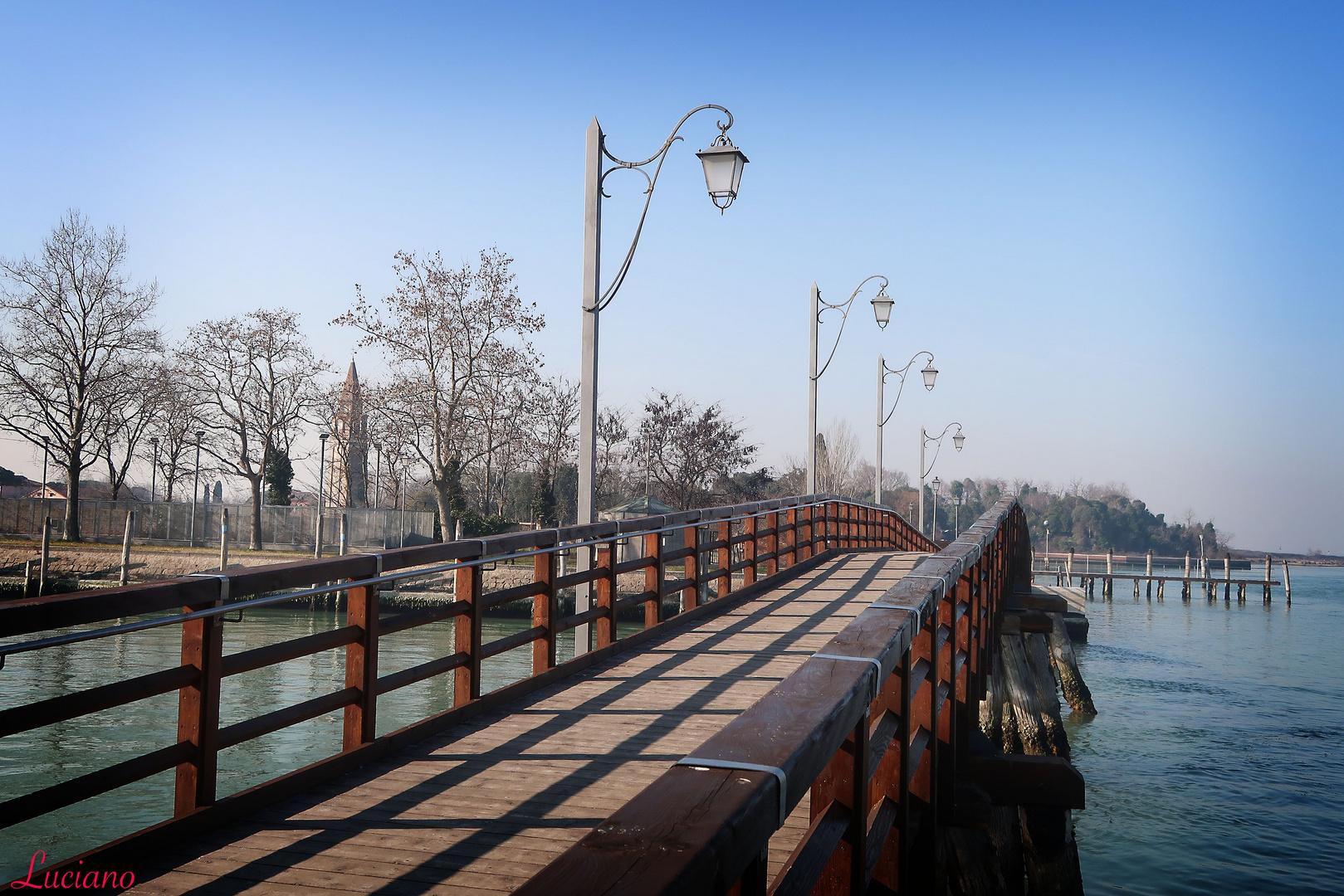 il Ponte in legno