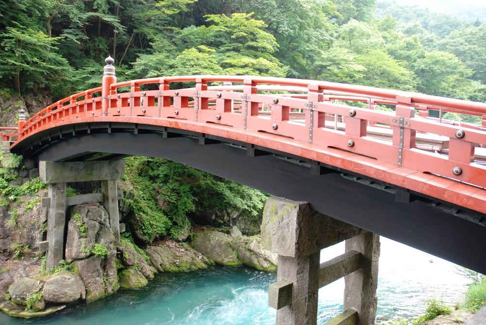 Il ponte sul fiume dei desideri...