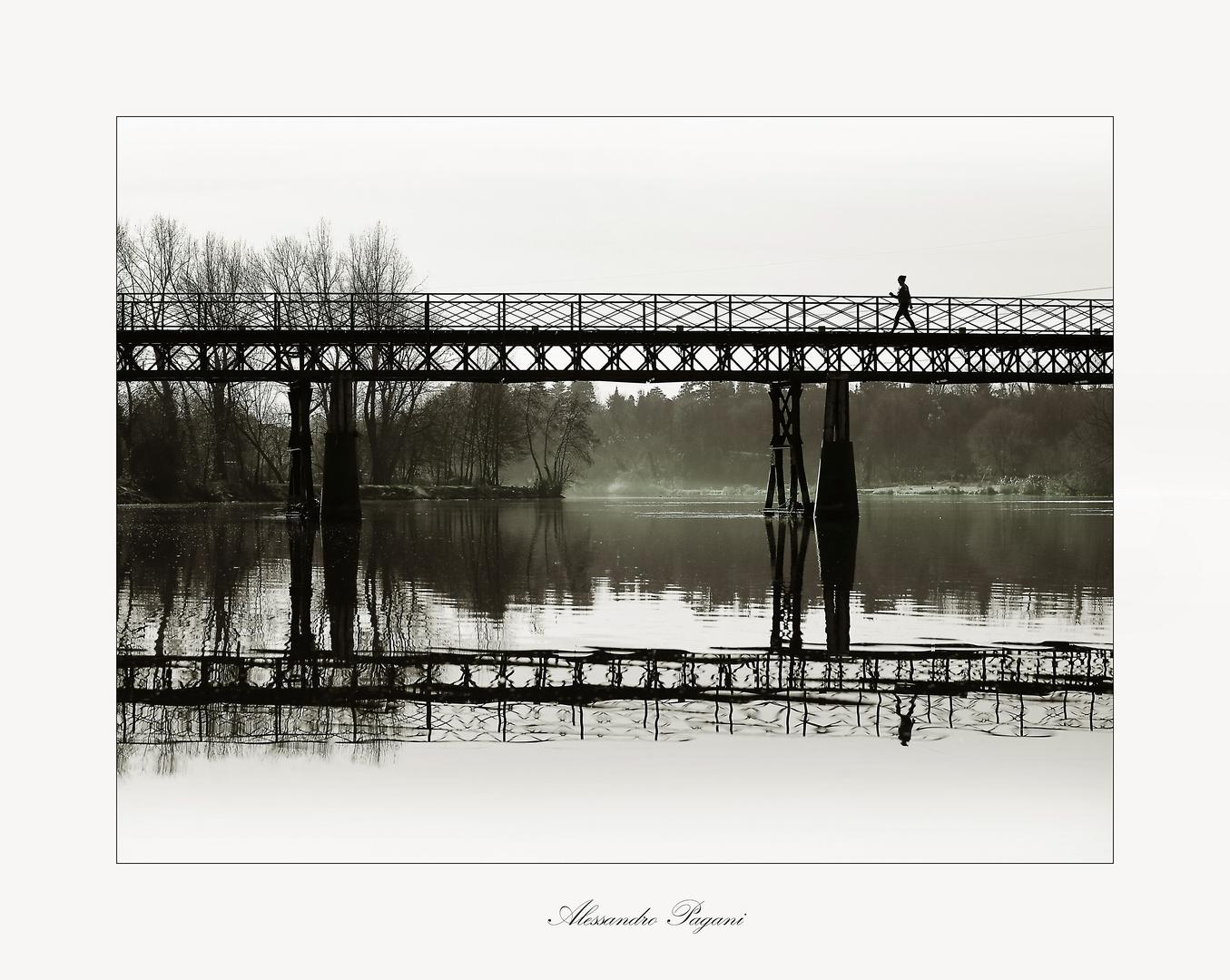 Il ponte sull'Adda