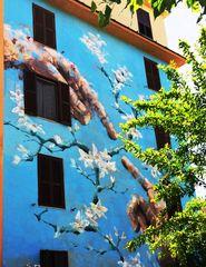 Il quartiere di TorMarancia a Roma