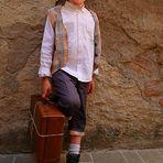 Il ragazzo con la valigia