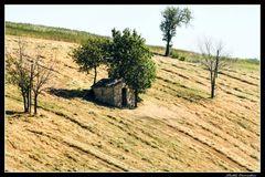 ..il rifugio ...dei contadini..