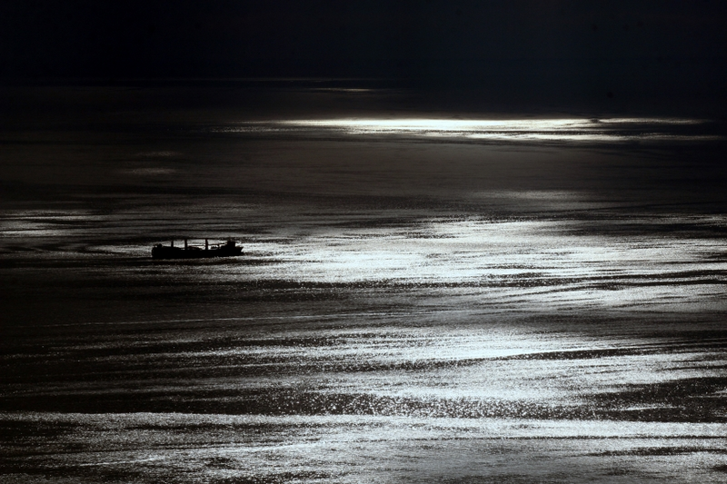 Il riposo del mare