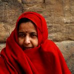 Il Sari rosso