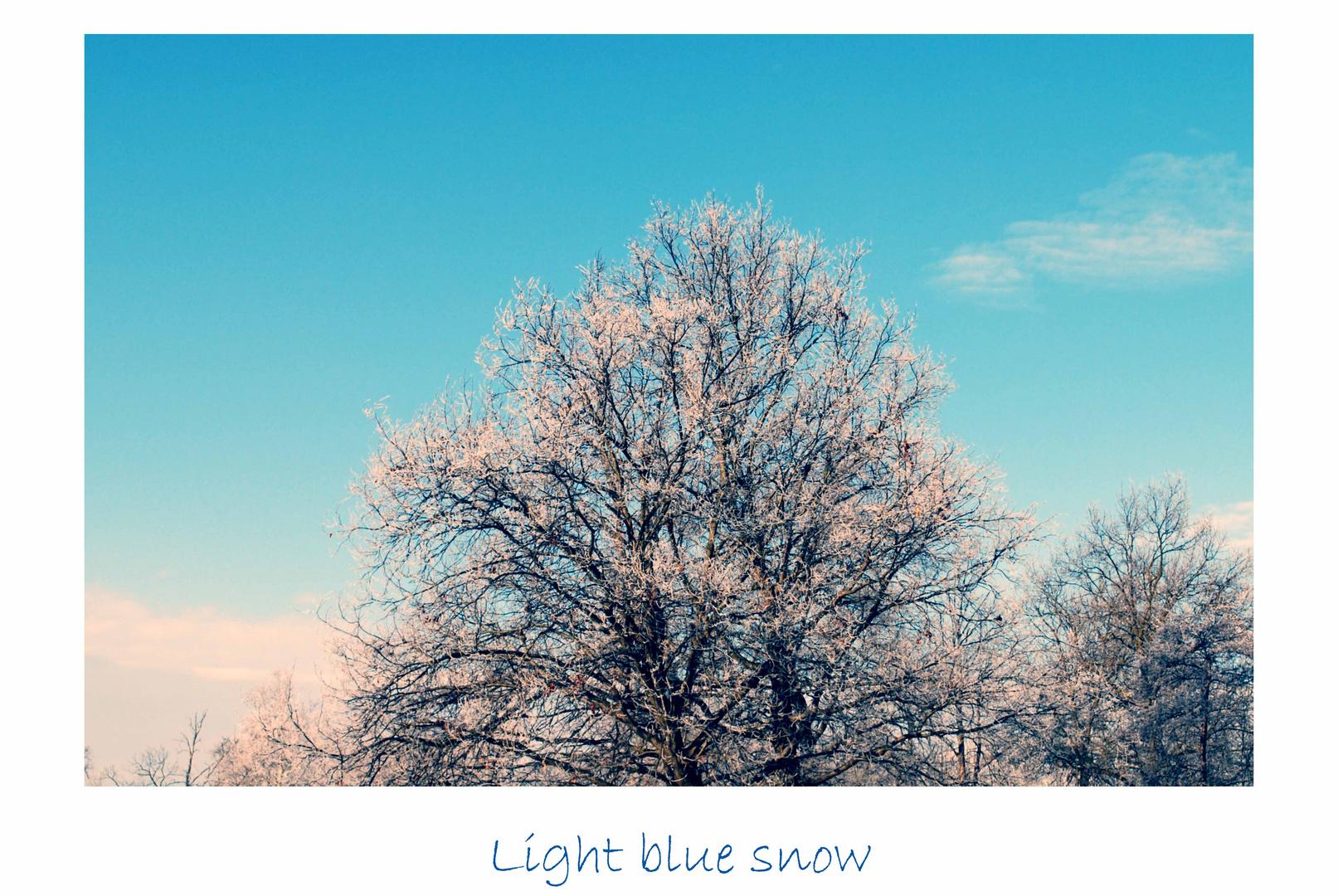 Il sole dopo la neve