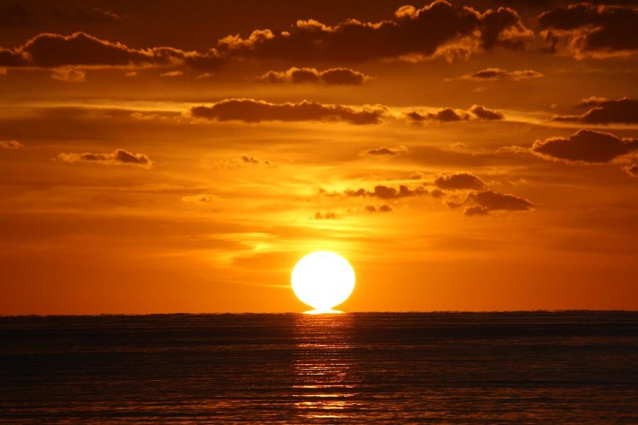 Il sole è sorto e la notte è un ricordo