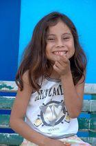 Il sorriso di una bambina - Cuyutlan - Mexico
