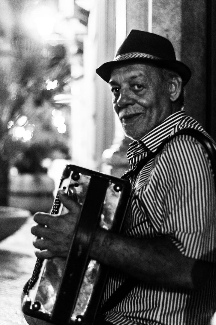 Il suonatore di fisarmonica