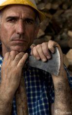 il taglia legna