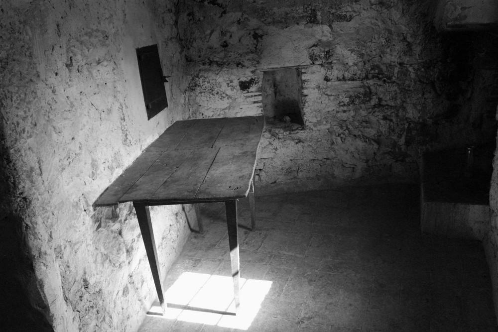 il tavolo dell'eremita