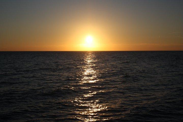 il tramonto siculo