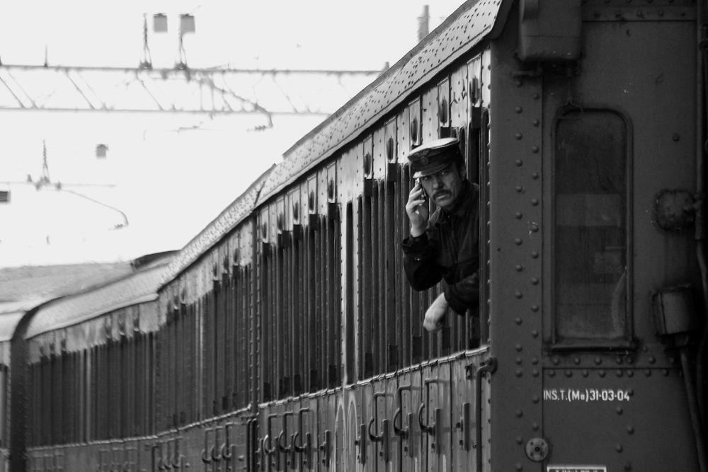 Il treno a vapore
