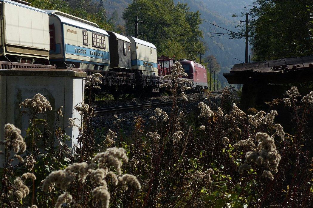 Il Treno [Südbahnexkursion 2018]