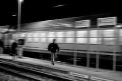 il treno va.......ma io scendo____________________________________