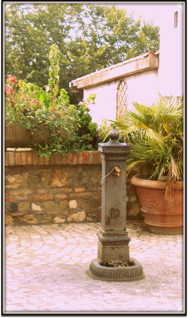 il vecchio fontanile