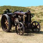 Il vecchio trattore