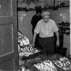 Il venditore di pesce