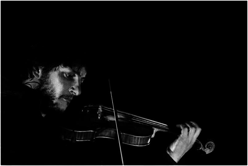 il violinista..