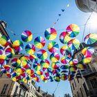 Il volo degli ombrelli a GAP