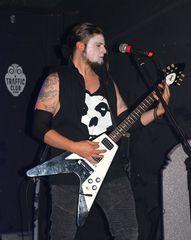 il volto del Rock Metal...