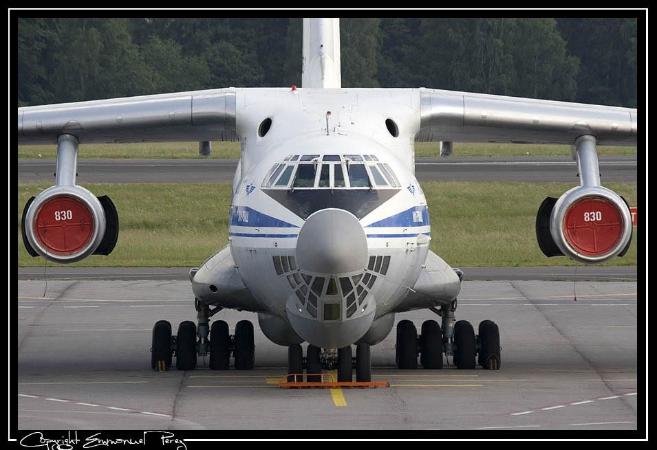IL76 für Poutin