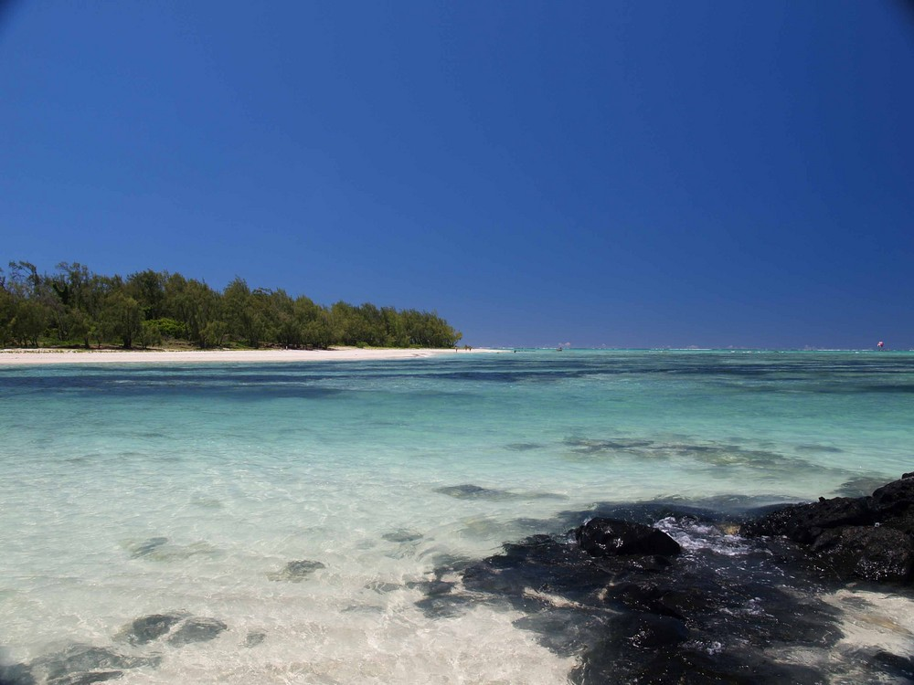 Ile aux Cerf, Mauritius