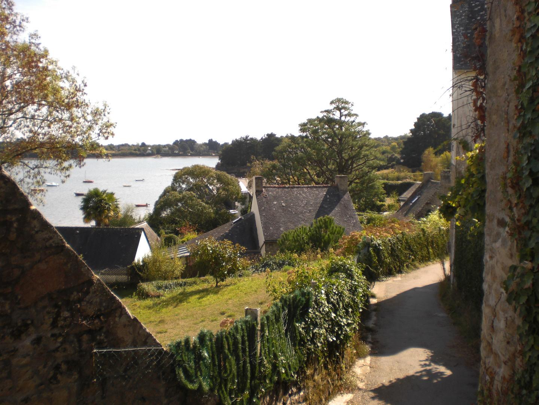 Ile aux Moines - Golfe du Morbihan - Septembre 2009