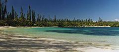 Ile Pines New Caledonia