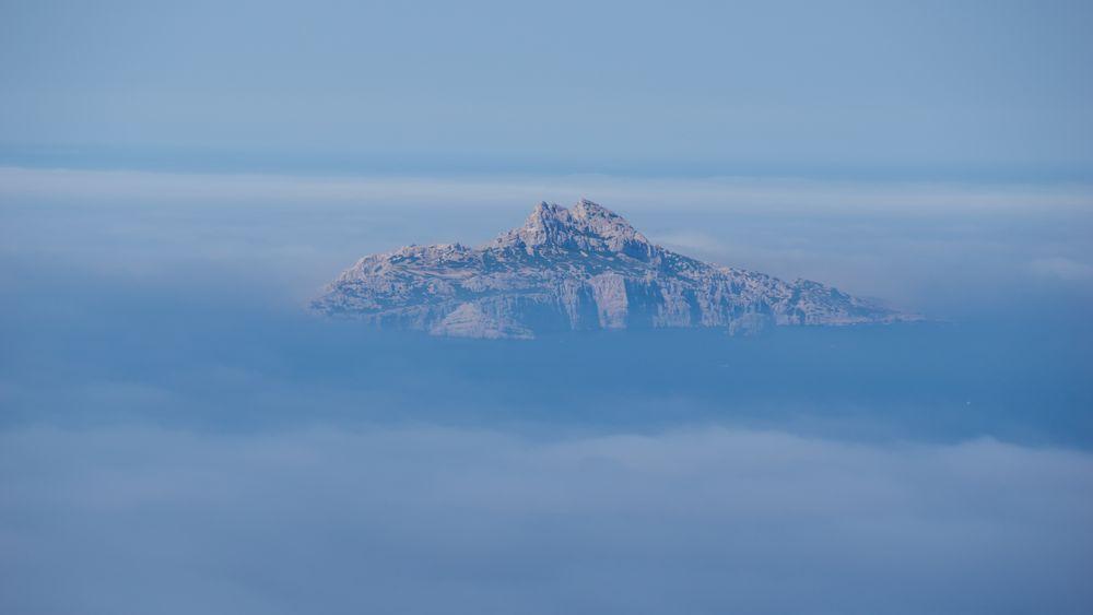 Ile Riou vor Marseille