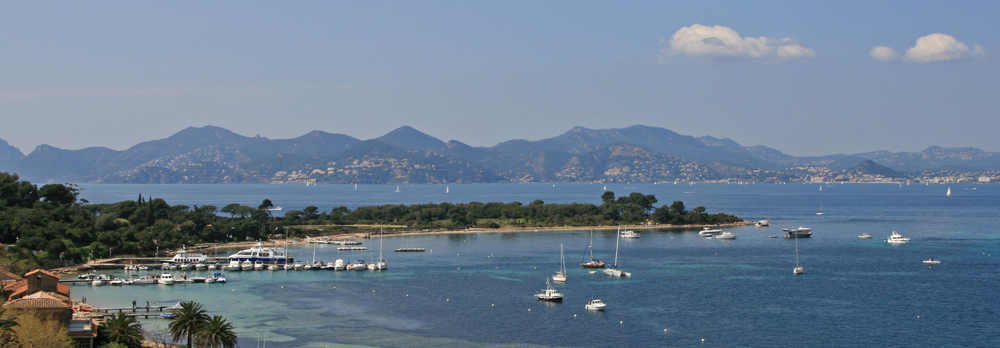 Ile Ste Marguerite (Cannes).
