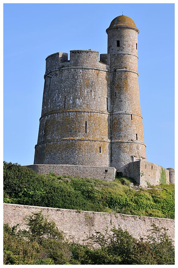 Ile Tatihou- Vauban - Festungsanlage - Normandie Foto & Bild