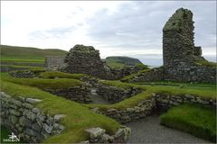 Iles Shetland - Jarlshof 01
