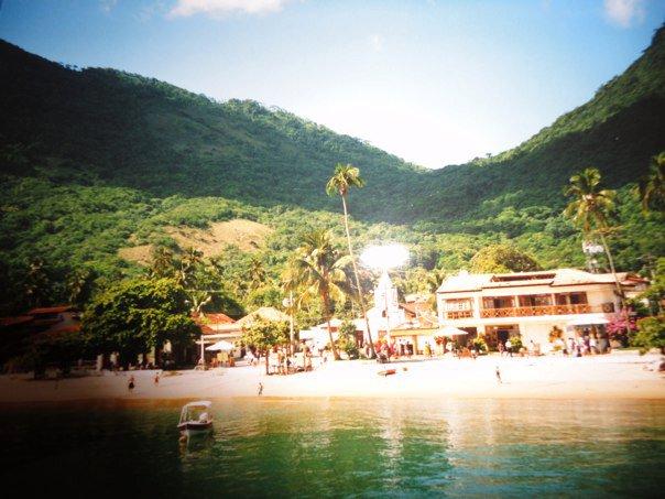 Ilha Grande, Brasilien