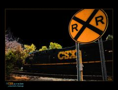 I'll CSX you in my dreams...