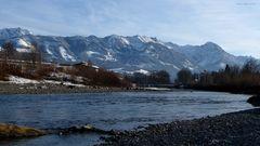 """"""" Iller-Impressionen 1 The River"""""""