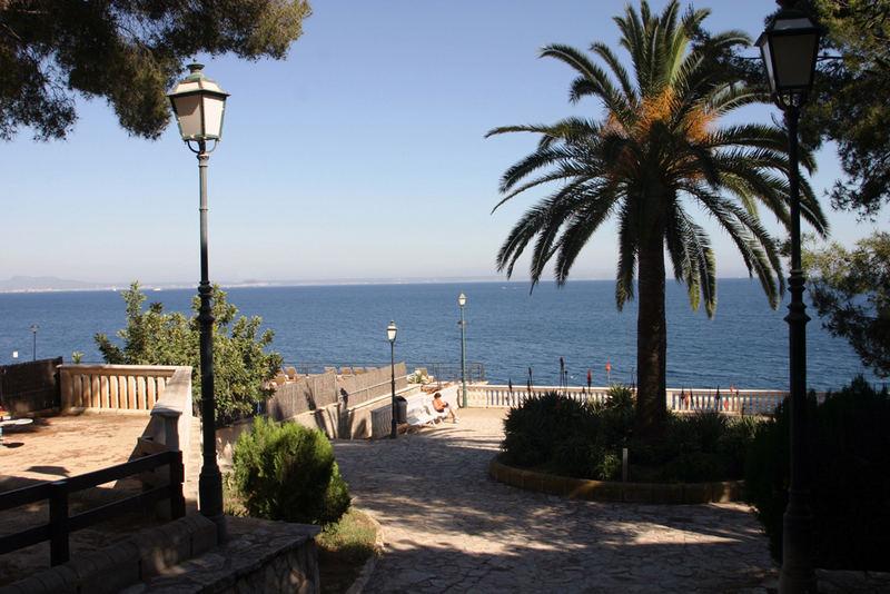 Illetes near Palma