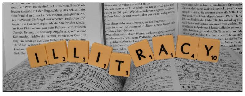 Illitracy