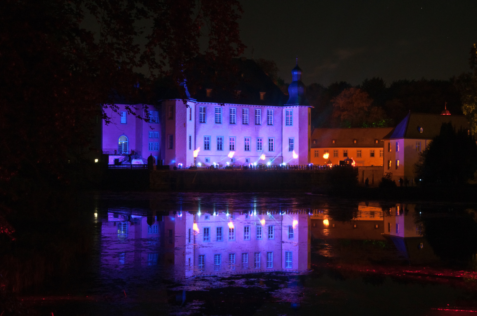 Illumina Schloss Dyck