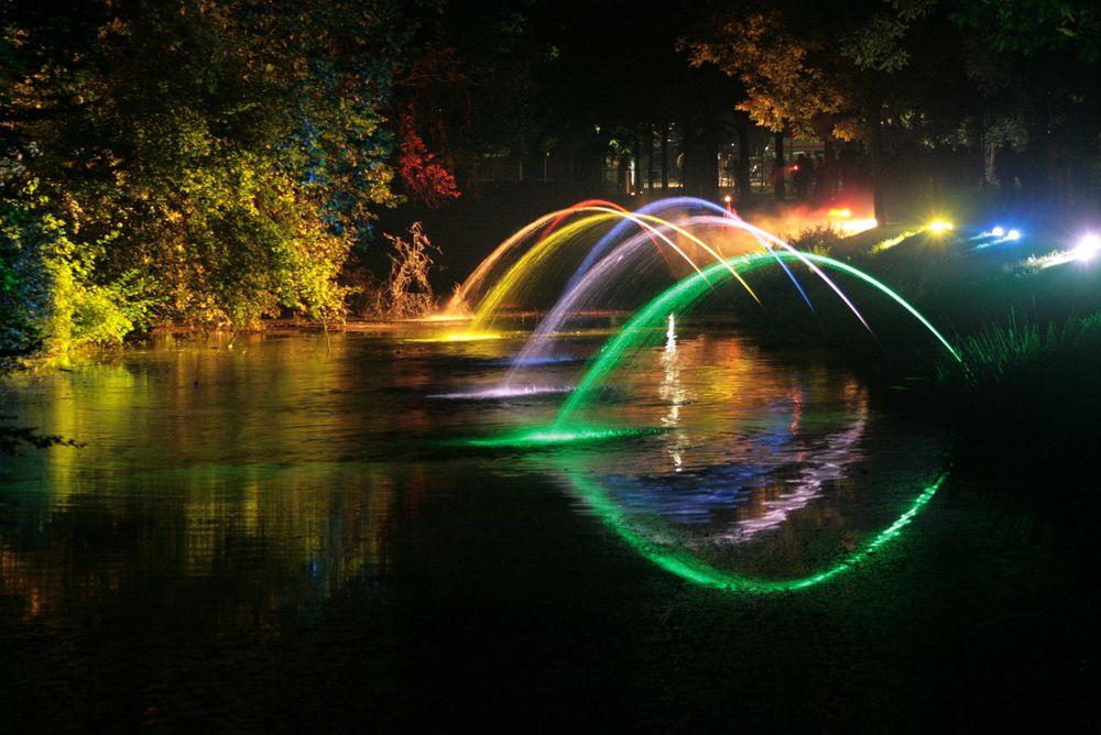Illumina Schloß Dyck