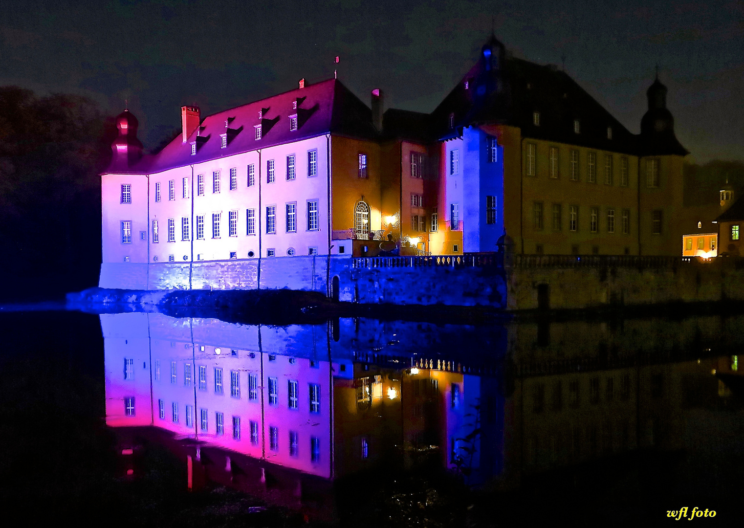 illumina Schloss Dyck September 2014