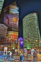 Illuminated Buildings now