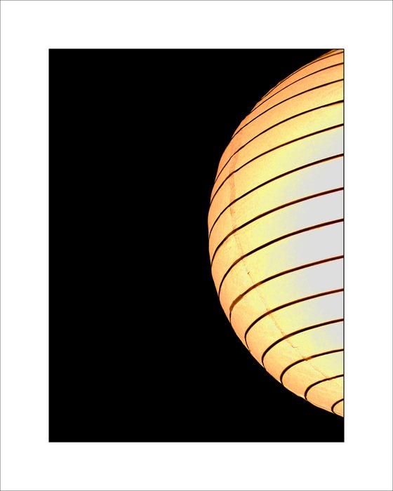 *illuminated