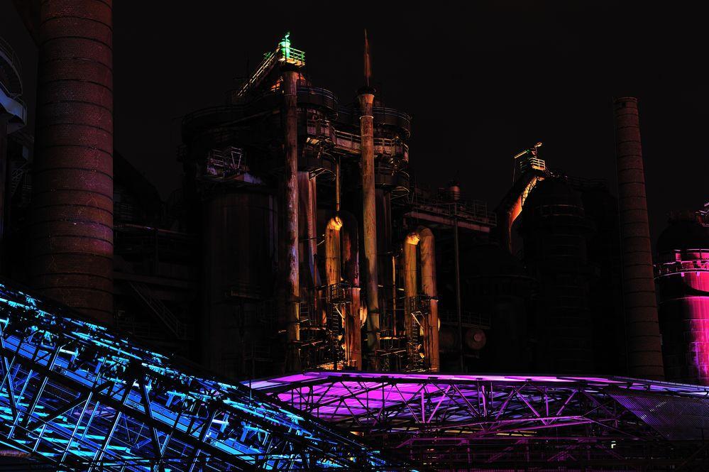 Illuminated Steel