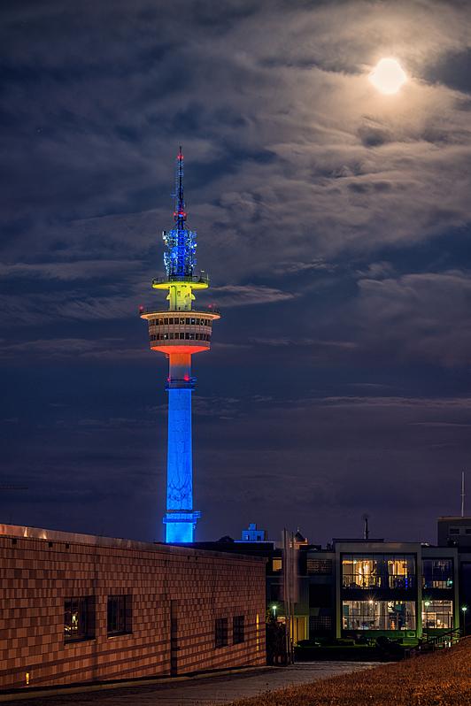 Illumination Bremerhaven